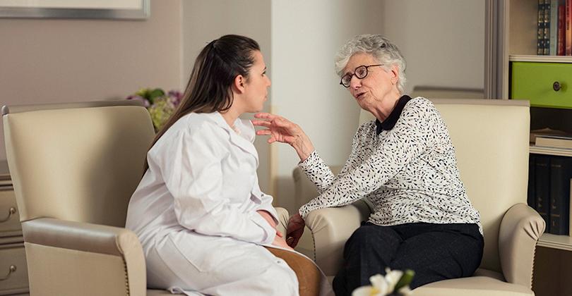 résidence médicalisée accompagnement personne âgée
